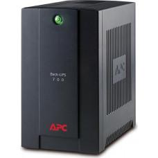 APC Back-UPS 700VA, 230V, AVR, French Sockets (BX700U-FR)