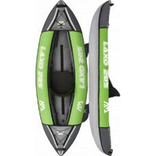 Aqua Marina Laxo-285 Leisure Kayak-1 person. Inflatable deck. Kayak paddle included. (LA-285)