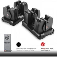 Bowflex Hanteles ar regulējamu svaru Bowflex SelectTech 560i
