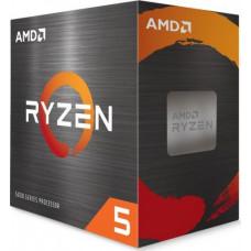 AMD CPU Desktop Ryzen 5 5600X Vermeer 3700 MHz Cores 6 32MB Socket SAM4 65 Watts BOX