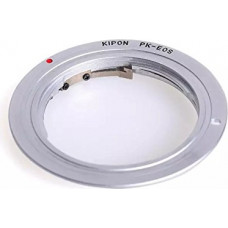 Kipon Adapter Canon EF Body Pentax PK Lenses (P/K-EOS)