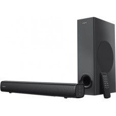 Creative Stage 2.1 High Performance Under-monitor Soundbar with Subwoofer