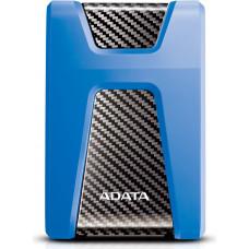 Adata DashDrive Durable HD650 2TB HDD USB 3.1 Blue (AHD650-2TU31-CBL)