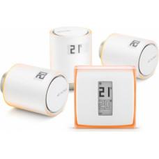 Netatmo Thermostat+ 3X Valves