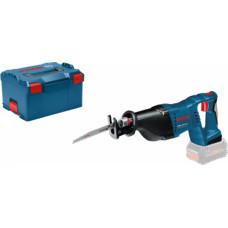 Bosch GSA 18 V-LI, 2x4.0Ah L-Boxx (060164J00A)
