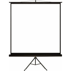 4World Projection Screen With Stand 178x178 (1:1) Matt White (08139)