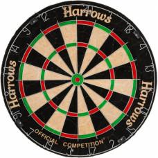 Inny Sisal Šautriņu mērķis 45cm Harrows Oficiālās sacensības 15873