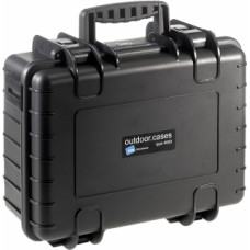 B&W Outdoor Cases Type 4000 BLK (Divider System)