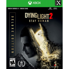 Microsoft Xbox One / Series X Dying Light 2: Stay Human Deluxe Edition