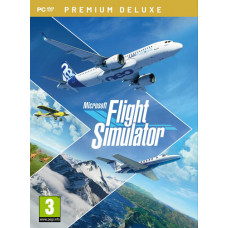 Microsoft PC Microsoft Flight Simulator 2020 Premium Deluxe Edition