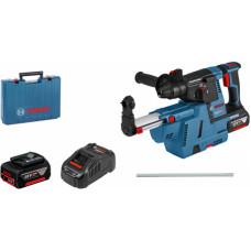 Bosch GBH 18V-26 + GDE 18V-16, 2х6.0Ah Case (0611909005)
