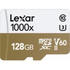 Lexar Professional 1000x microSDXC 128GB Class 10 UHS-II 150MB/s / 90MB/s (LSDMI128CBEU1000R)