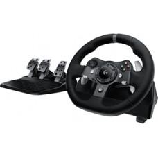 Logitech Spēļu kontrolieris stūre G920 priekš Xbox One / PC, Logitech