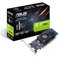 Asus Graphics Card NVIDIA GeForce GT 1030 2 GB 64 bit PCIE 3.0 16x GDDR5 Memory 6008 MHz GPU 1266 MHz Single Slot Fansink 1xHDMI 1xDisplayPort