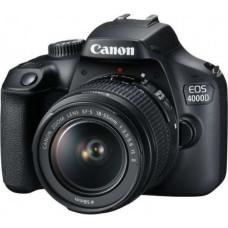 Canon EOS 4000D + 18-55 DC III , Canon, Aparaty cyfrowe: lustrzanki