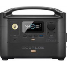 Ecoflow Portatīvais barošanas avots RIVER Pro Portable Power Station, EcoFlow