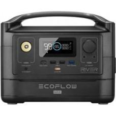 Ecoflow Portatīvais barošanas avots RIVER Max Portable Power Station, EcoFlow