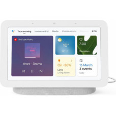 Google Nest Hub 2, white